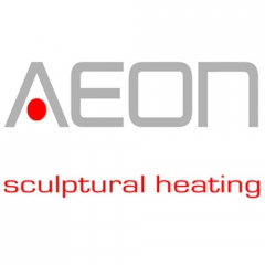 Aeon radiators logo