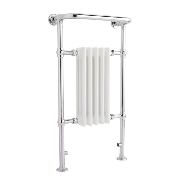 Hudson Reed Harrow Small Traditional Towel Rail Htd06