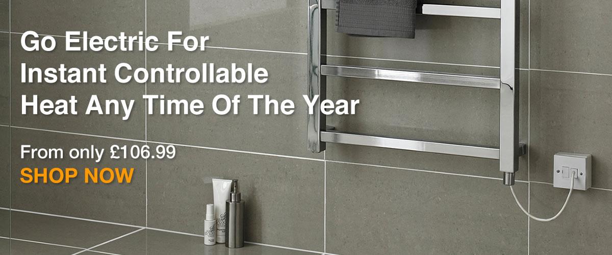 Radiators Towel Rails Warmers Bathroom Radiators UK - Electric bathroom radiators