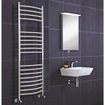 Phoenix Thame Stainless Steel Towel Radiator In 3 Sizes