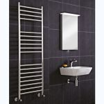 Phoenix Athena Pre Filled Electric Stainless Steel Towel Rail