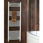 Phoenix Flavia White Towel Radiator