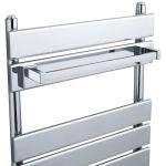 Ultra Chrome Designer Magnetic Towel Rail Hanger
