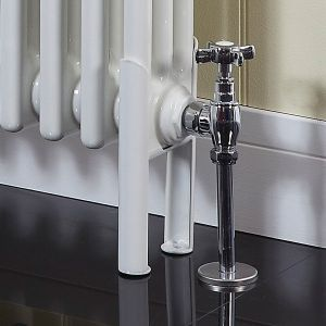 Phoenix Nicole Floor Mounted Radiator Supports