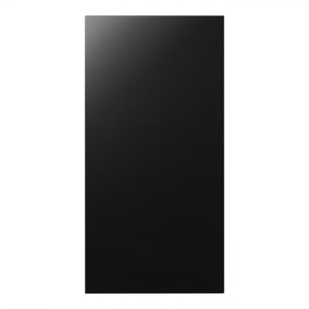 1100 x 550mm Black Infrared Heating Panel