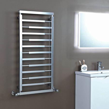 Phoenix Vogue Chrome Designer Towel Rail