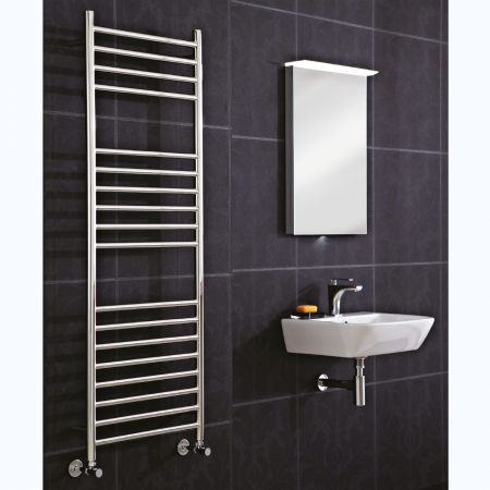Phoenix Athena Stainless Steel Towel Rail