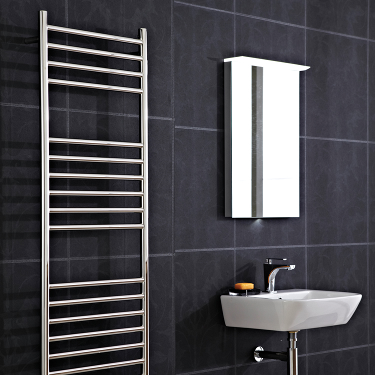 Phoenix Athena Pre-filled Electric Towel Rail