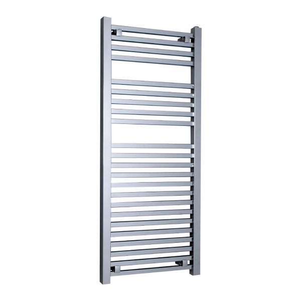 Sophia Square Profiled 500mm Wide Towel Warmer