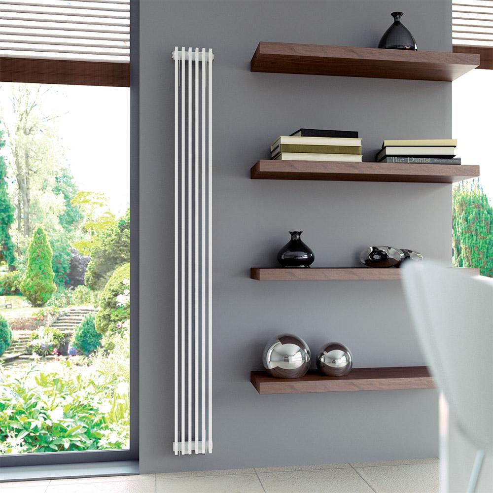 Tilbrook perfect vertical radiators for kitchens