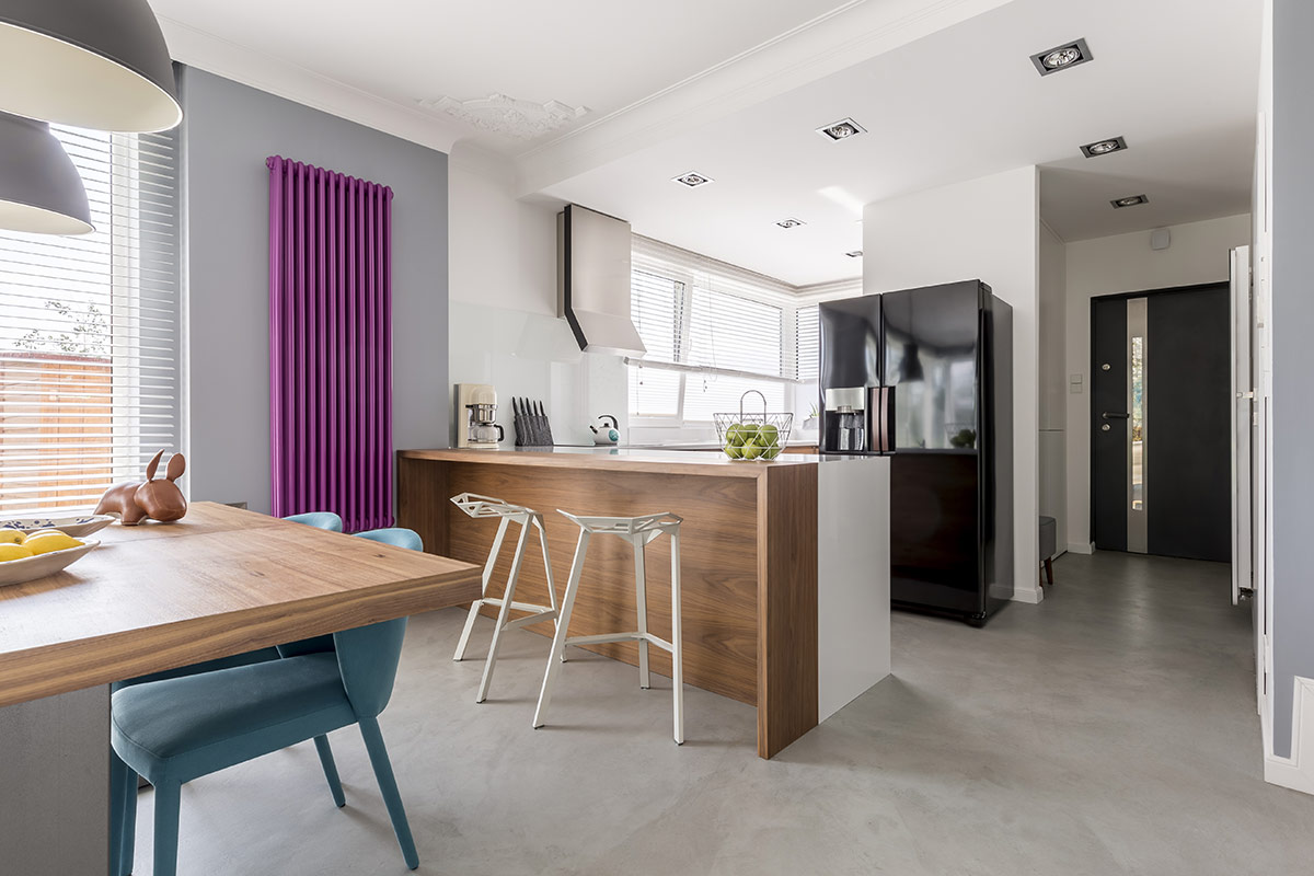 5 Kitchen Radiator Ideas From The Tall Small To The Vertical Slim