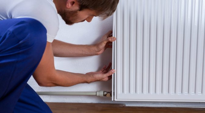 How to Fix a Noisy Radiator