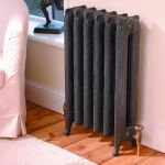 Kartell Nostalgia Cast Iron Ornate Column Radiator