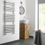 Kartell Ohio Stainless Steel Towel Rail