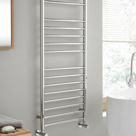 Stainless Steel Straight Ladder Rail