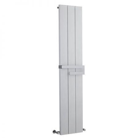 White Hudson Reed Ceylon Vertical Flat Panel Radiator