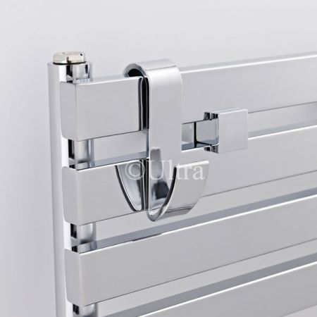 Chrome Radiator Towel Hook
