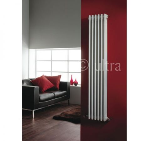 Colosseum Triple Column Radiator In White