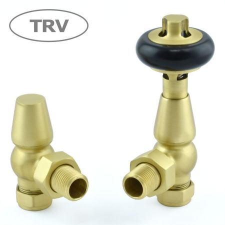 Faringdon Brushed Brass
