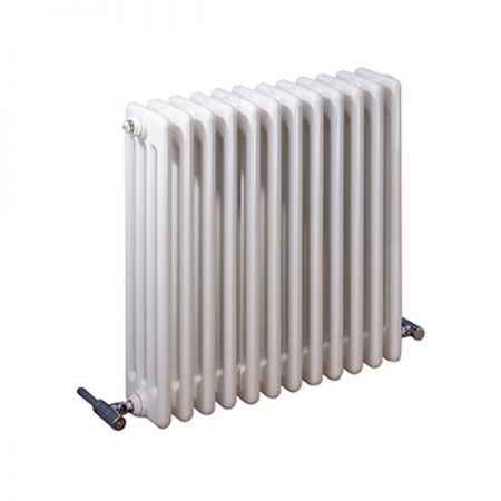 Aquaglass Hale 4 Column Traditional Radiator