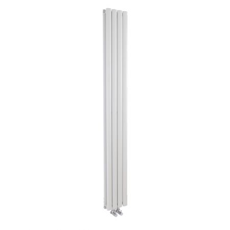 Hudson Reed Revive Slim White Radiator