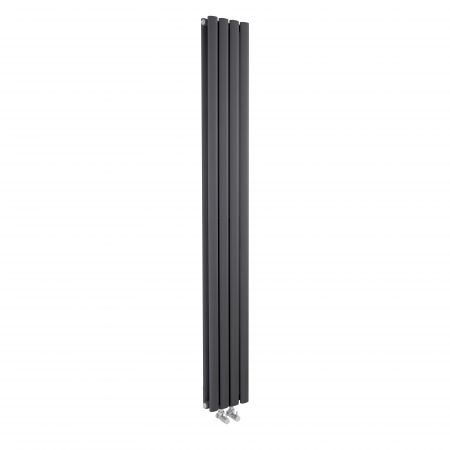 Hudson Reed Revive Slim Anthracite Radiator