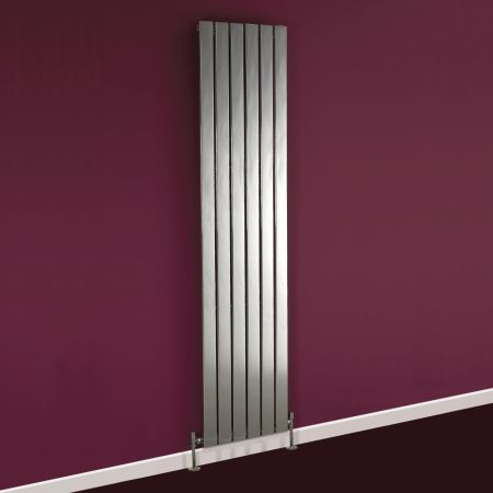 Phoenix Orla Slim Vertical Flat Panel Radiator