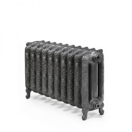 852x710mm Large Oxford Cast Iron Radiator