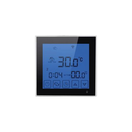 Black rae016 digital thermostat