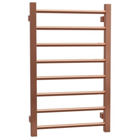 800x500 rose gold towel rail