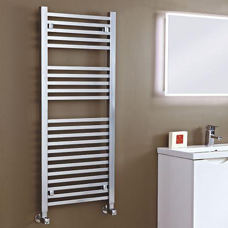 Phoenix Sophia Straight Box Section Towel Rail