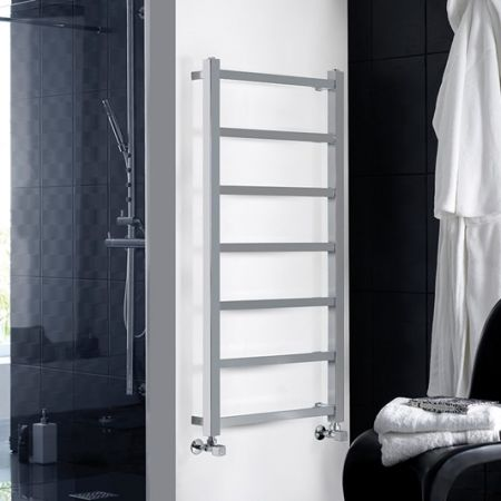 Nuie Eton dual duel towel rail