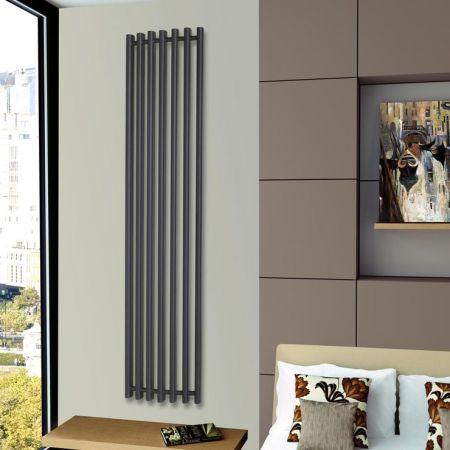 Ultraheat Trojan radiator fitted in a bedroom