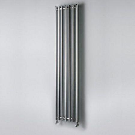 Ultraheat Trojan Vertical Radiator in black